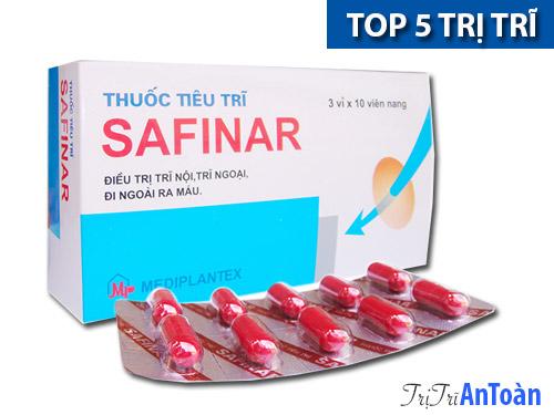 thuốc chữa trĩ safinar